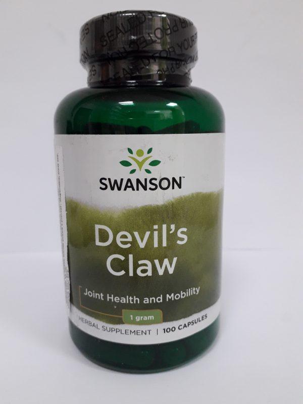 sws devil's claw