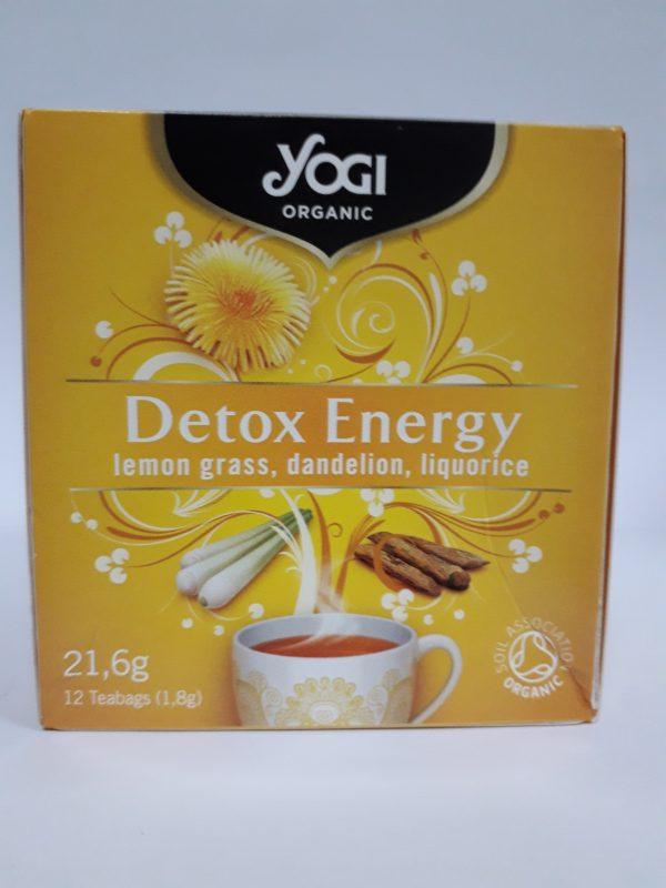 yogi detox 12