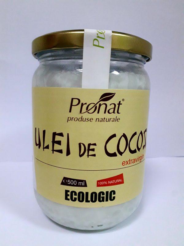 ulei cocos pronat