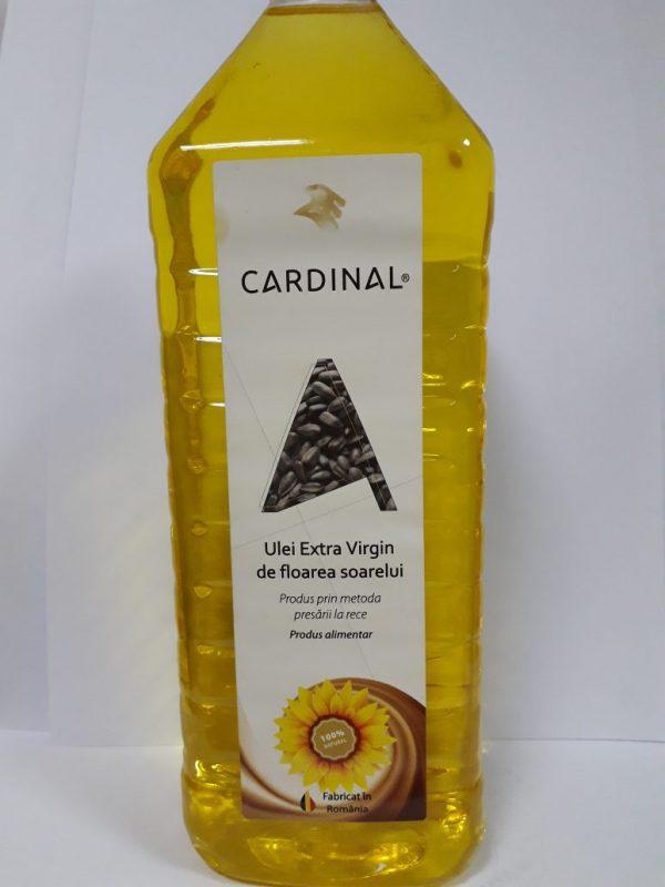 ulei floarea soarelui cardinal
