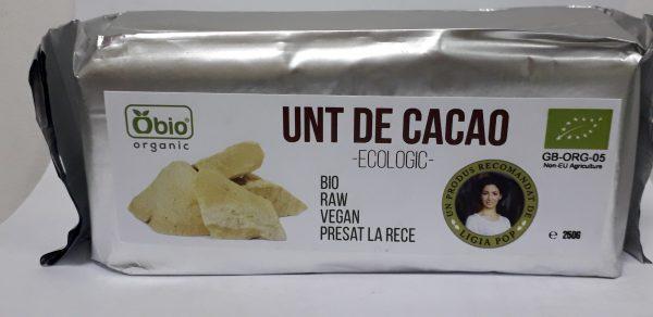 unt cacao