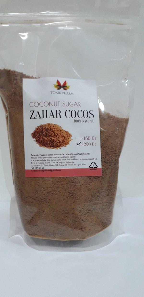 zahar cocos