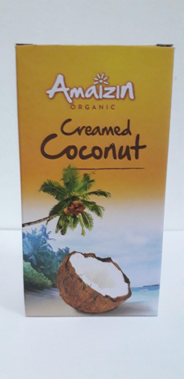 amaizin crema cocos
